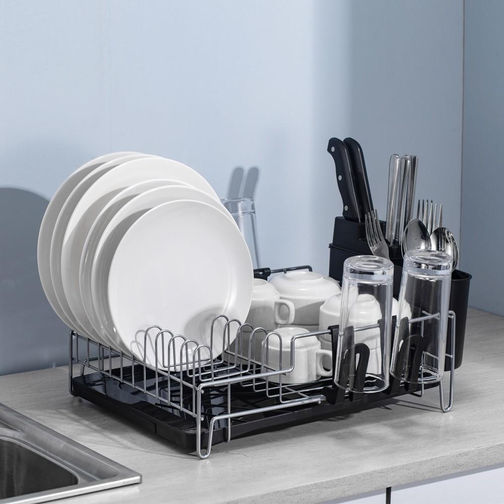 YH-483 厨房单层碗碟收纳架
